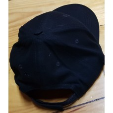 40th anniversary hat - cloth - black